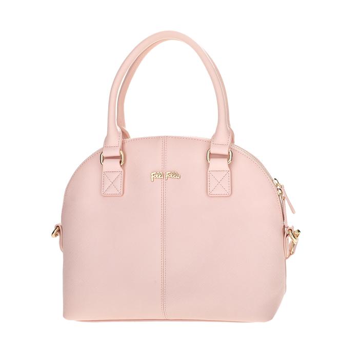 FOLLI FOLLIE - Γυναικεία μεγάλη τσάντα χειρός Folli Follie ροζ