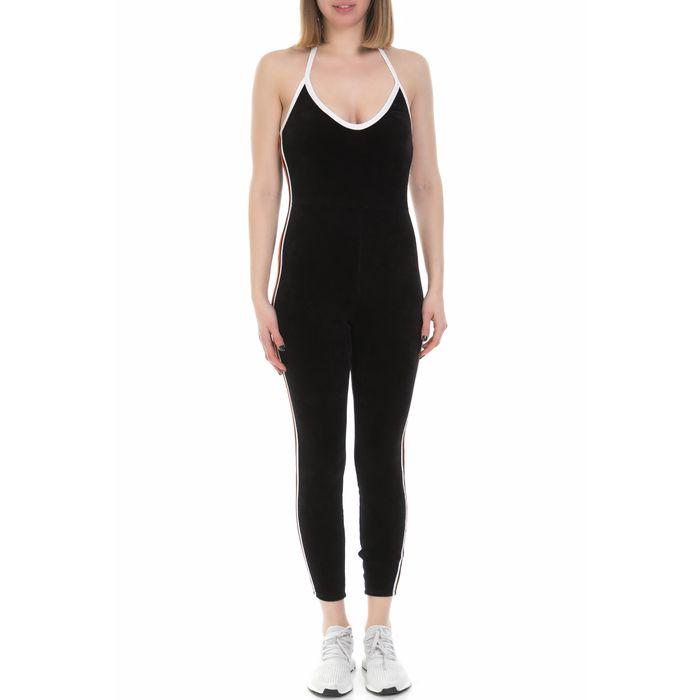 JUICY COUTURE - Γυναικεία ολόσωμη φόρμα Juicy Couture μαύρη