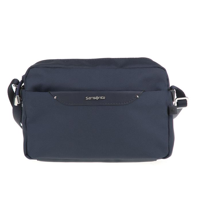 SAMSONITE - Γυναικεία τσάντα χιαστί CASUAL 2.0 SAMSONITE μπλε