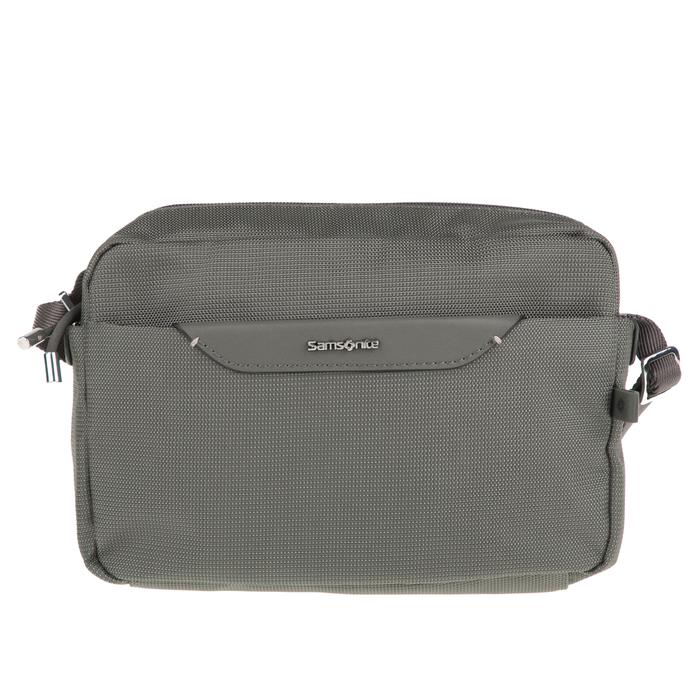 SAMSONITE - Γυναικεία τσάντα χιαστί CASUAL 2.0 SAMSONITE πράσινη