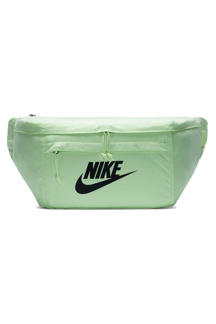 NIKE - Unisex τσαντάκι μέσης NIKE TECH HIP PACK πράσινο