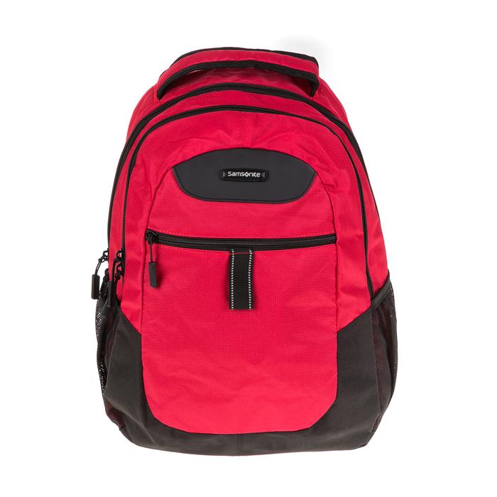 SAMSONITE - Τσάντα πλάτης WANDERPACKS M κόκκινη