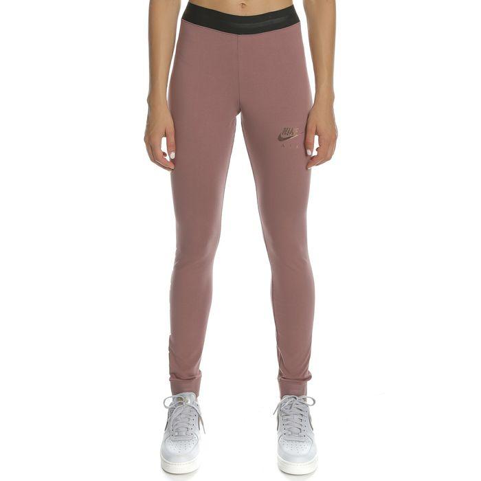 NIKE - Γυναικείο αθλητικό κολάν NIKE SW AIR ροζ σκούρο