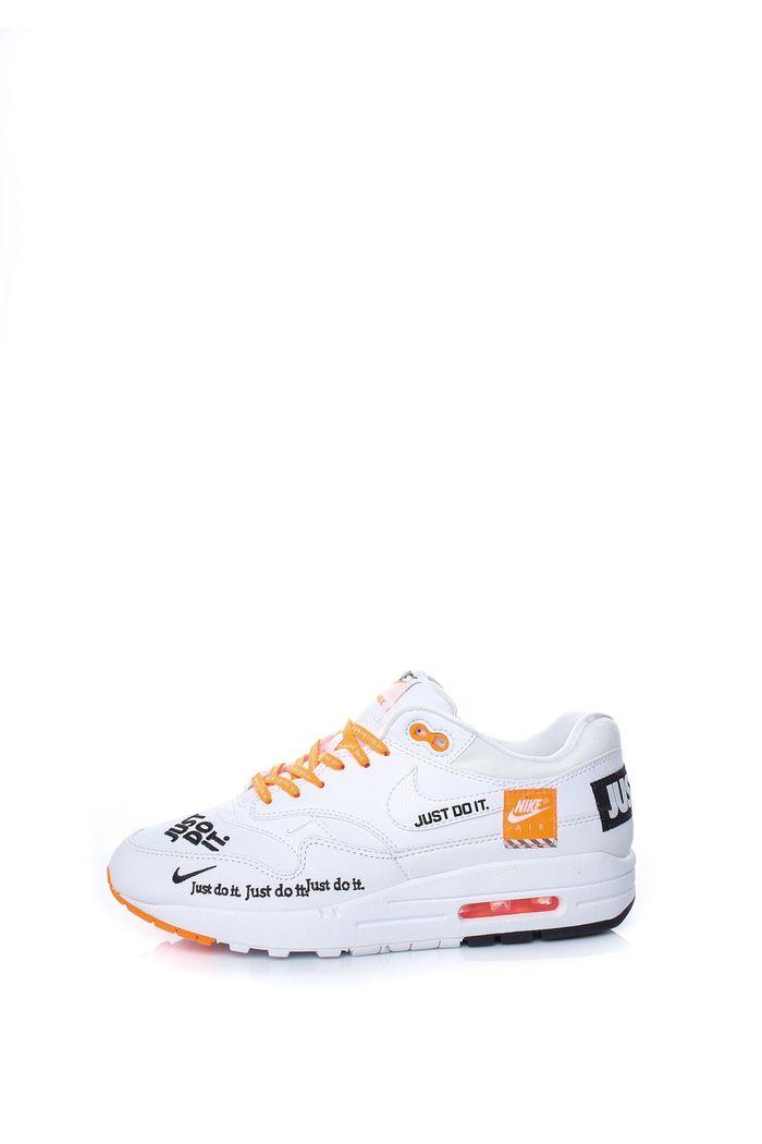 NIKE - Γυναικεία sneakers NIKE AIR MAX 1 LX λευκά