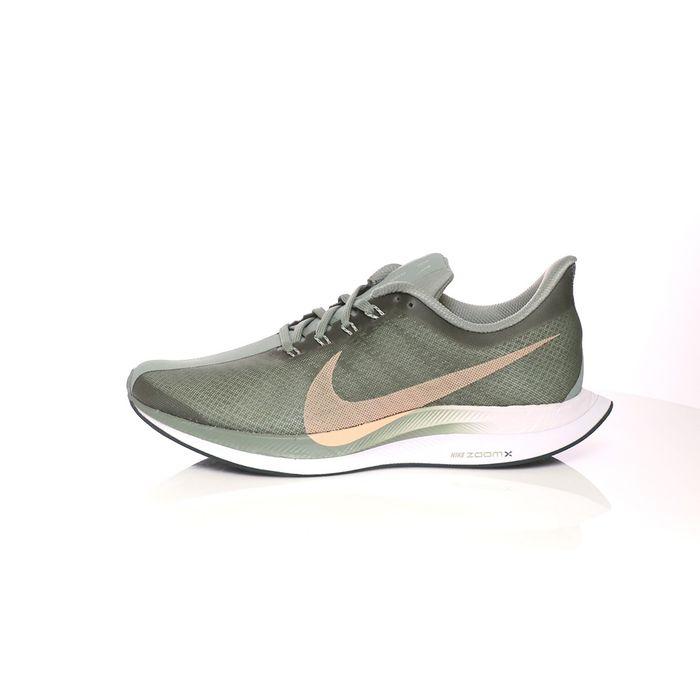 NIKE - Γυναικεία παπούτσια NIKE ZOOM PEGASUS 35 TURBO χακί