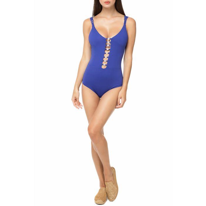 MILONGA - Γυναικείο ολόσωμο μαγιό MILANONGA BASIC μπλε