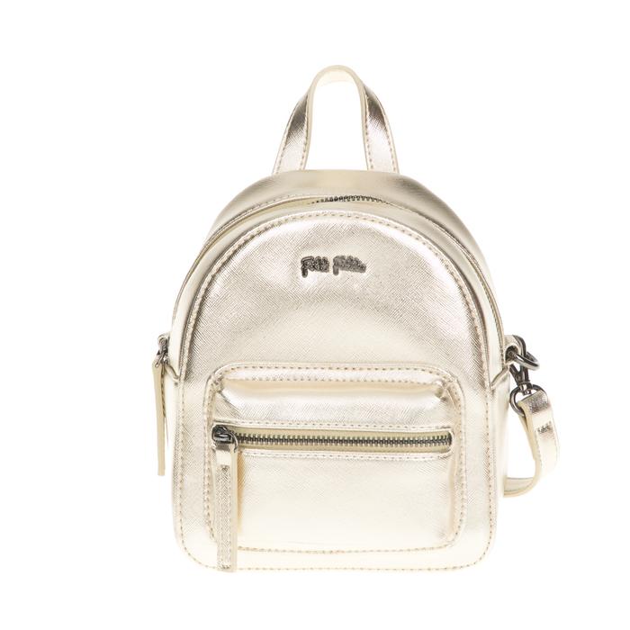 FOLLI FOLLIE - Γυναικεία τσάντα πλάτης Folli Follie χρυσή