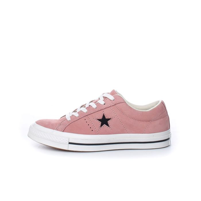 CONVERSE - Unisex παπούτσια ONE STAR σομόν