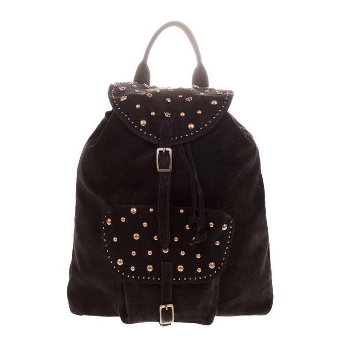 SCOTCH & SODA - Γυναικεία τσάντα πλάτης SCOTCH & SODA μαύρη
