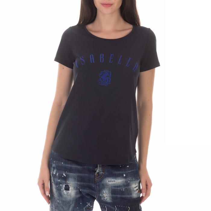 GARCIA JEANS - Γυναικείο t-shirt GARCIA JEANS μπλε
