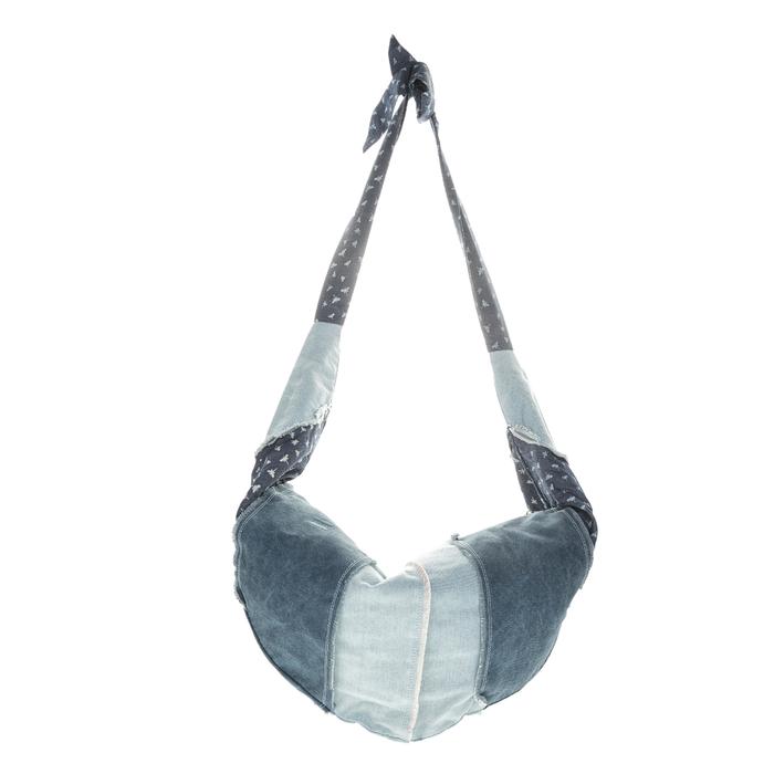 TOMS - Γυναικεία τσάντα ώμου TOMS μπλε