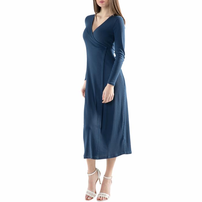 FUNKY BUDDHA - Φόρεμα FUNKY BUDDHA μπλε