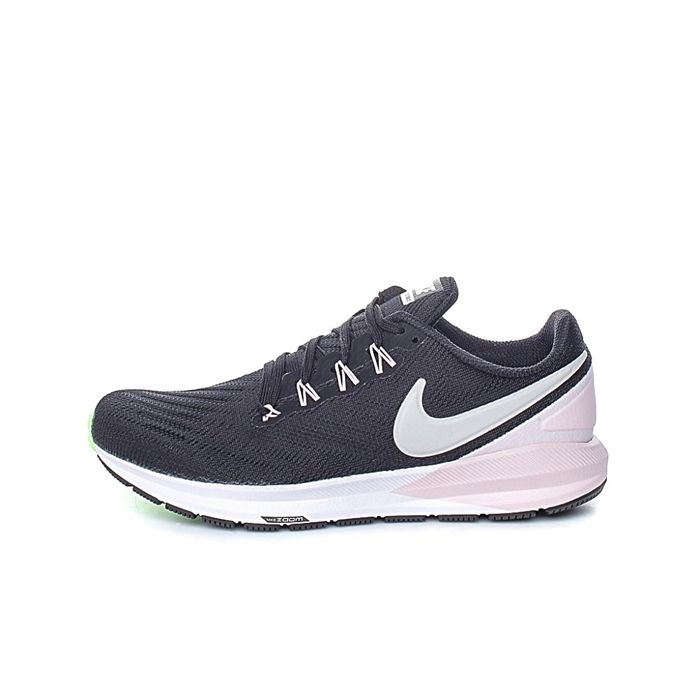 NIKE - Γυναικεία running παπούτσια NIKE AIR ZOOM STRUCTURE 22 μαύρα