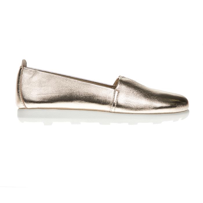 AEROSOLES - Γυναικεία slip on παπούτσια AEROSOLES χρυσά