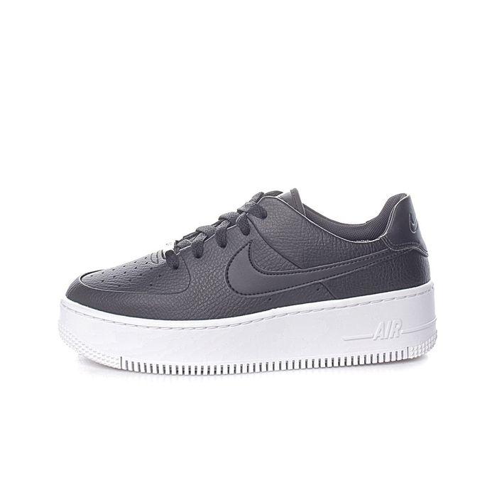 NIKE - Γυναικεία sneakers NIKE AF1 SAGE LOW μαύρα
