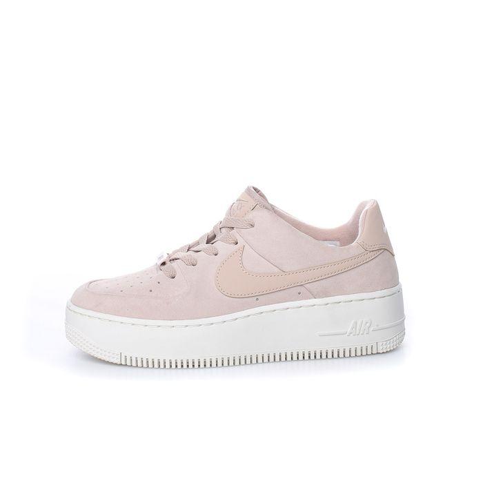 NIKE - Γυναικεία παπούτσια AF1 SAGE LOW ροζ