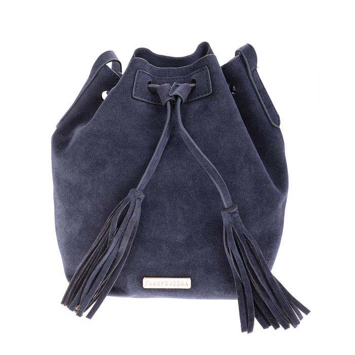 FUNKY BUDDHA - Γυναικεία τσάντα ώμου FUNKY BUDDHA μπλε