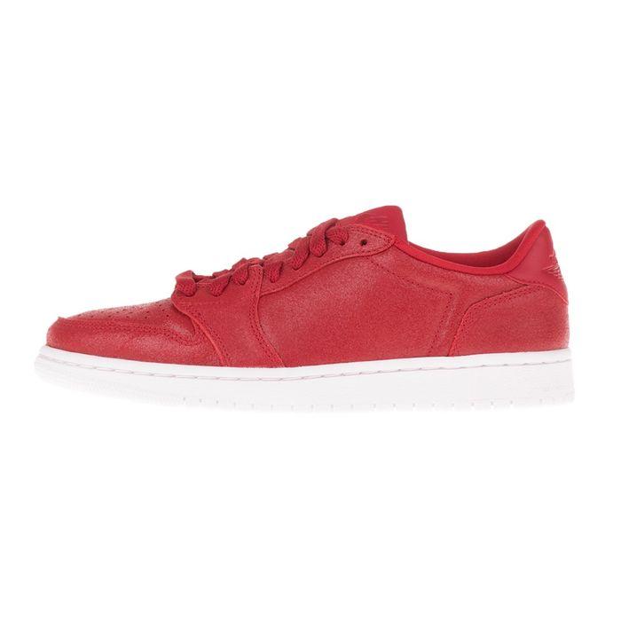 NIKE - Γυναικεία sneakers AIR JORDAN 1 RETRO LOW NS κόκκινα