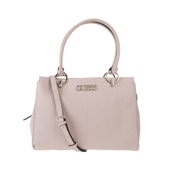 GUESS - Γυναικεία τσάντα GUESS ανοιχτό ροζ