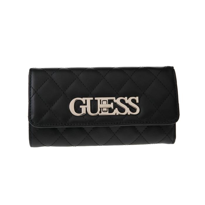GUESS - Γυναικείο πορτοφόλι GUESS SWEET CANDY μαύρο