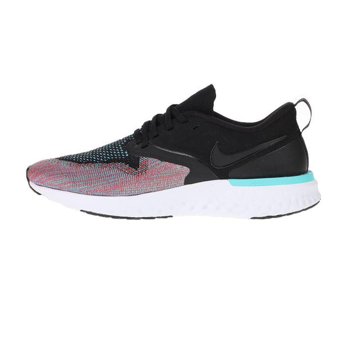 NIKE - Γυναικεία αθλητικά παπούτσια NIKE ODYSSEY REACT 2 FLYKNIT μαύρα