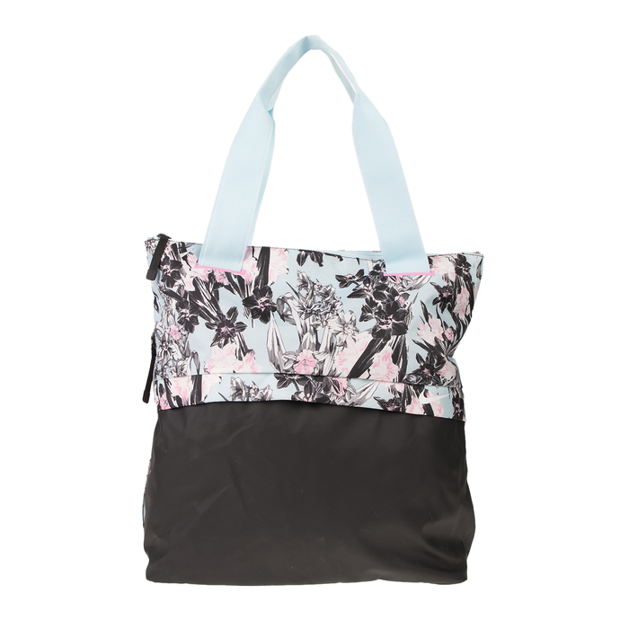 NIKE - Γυναικεία τσάντα ώμου NIKE RADIATE TOTE εμπριμέ
