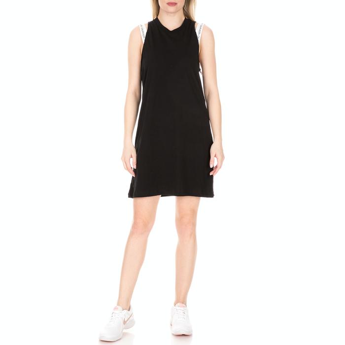 CK UNDERWEAR - Γυναικείο φόρεμα CK UNDERWEAR μαύρο