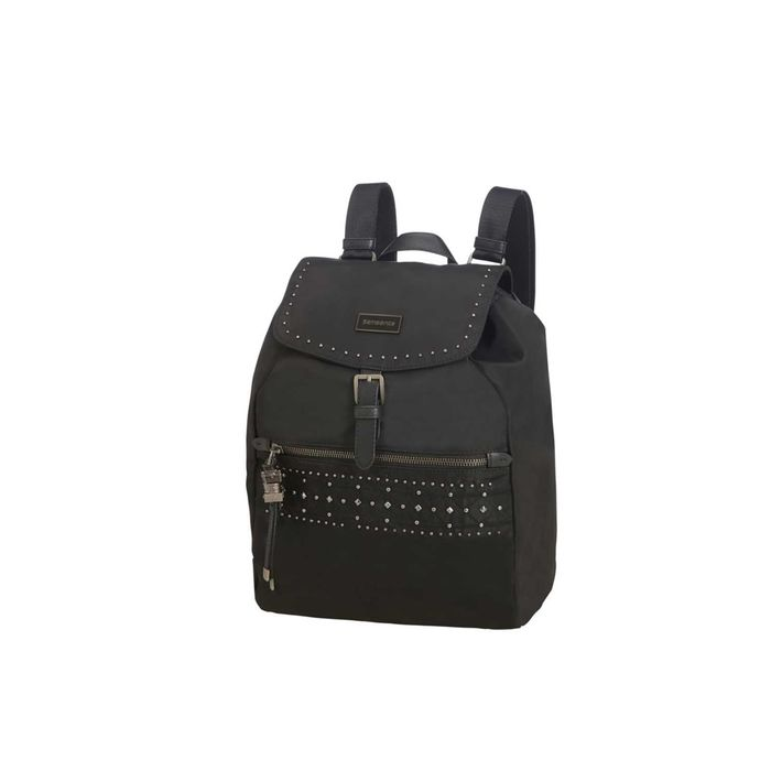 SAMSONITE - Γυναικεία τσάντα πλάτης KARISSA μαύρη