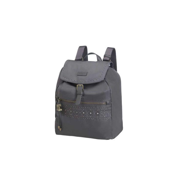 SAMSONITE - Γυναικεία τσάντα πλάτης KARISSA γκρι