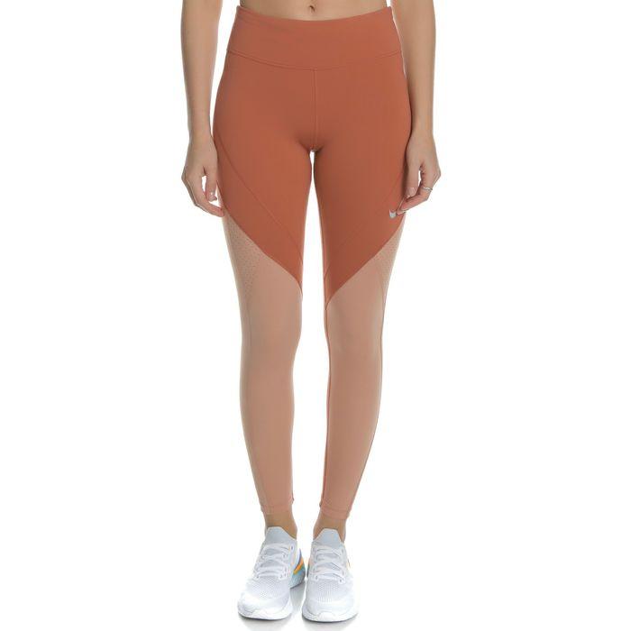 NIKE - Γυναικείο κολάν Nike Epic Lux μπεζ