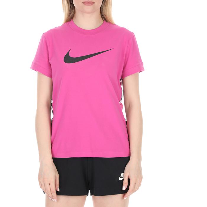 NIKE - Γυναικείο t-shirt NIKE Sportswear φούξια