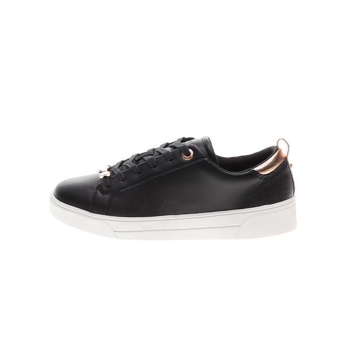 TED BAKER - Γυναικεία sneakers TED BAKER GIELLI μαύρα