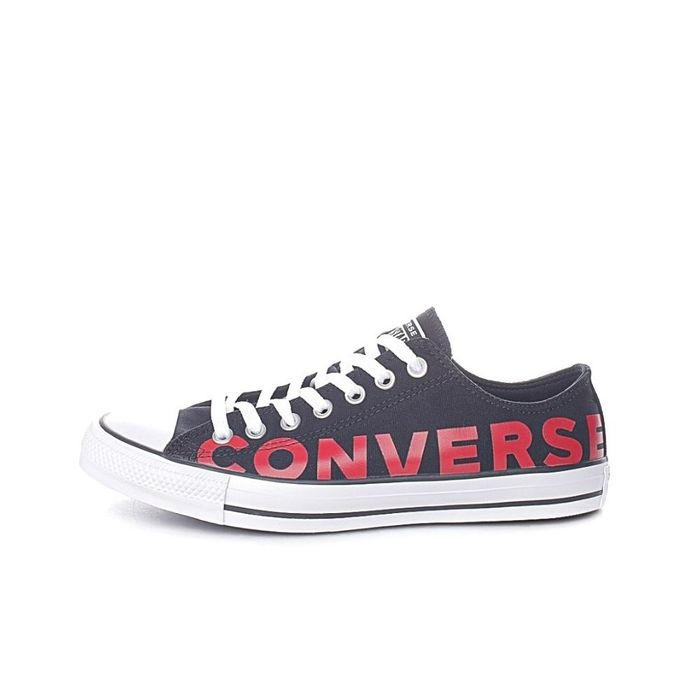 CONVERSE - Unisex sneakers CONVERSE Chuck Taylor All Star μαύρα