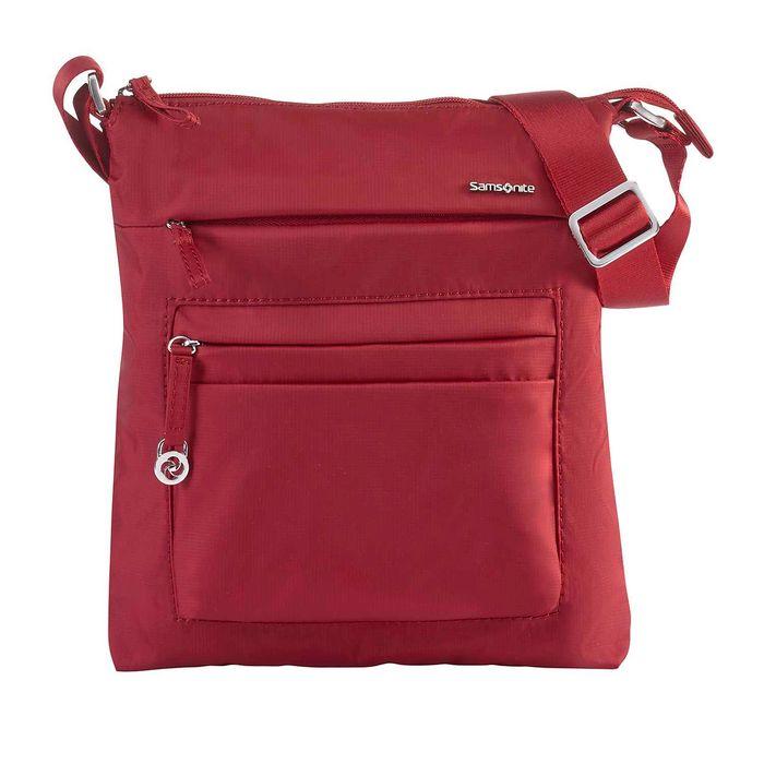 SAMSONITE - Γυναικεία τσάντα χιαστί MOVE 2.0 MINI SAMSONITE κόκκινη