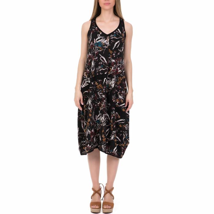 'ALE - Γυναικείο μίντι φόρεμα 'ALE φλοράλ
