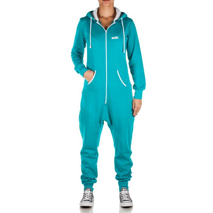 BODYTALK - Γυναικεία ολόσωμη φόρμα BODYTALK μπλε-πετρόλ