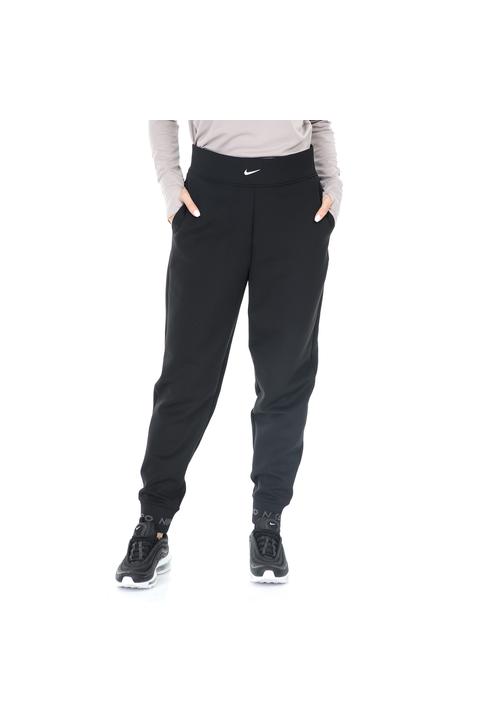 NIKE - Γυναικείο παντελόνι φόρμας NIKE PRO CLN FLEECE CUFF μαύρο