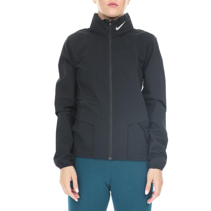 NIKE - Γυναικείο jacket NIKE SHLD μαύρο