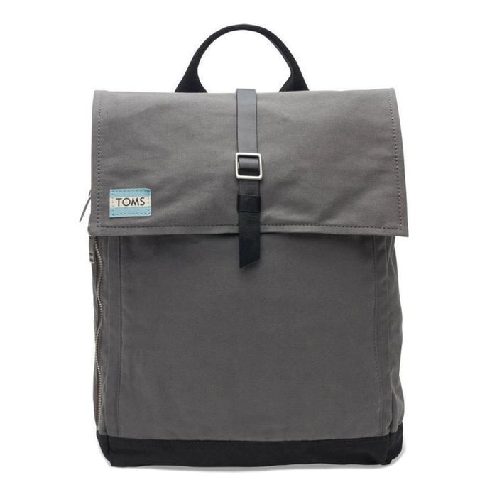 TOMS - Unisex τσάντα πλάτης TOMS CASTLEROCK UTILITY γκρι