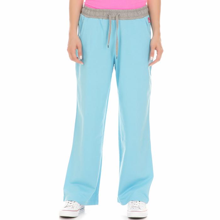BODYTALK - Γυναικείο παντελόνι φόρμας BODYTALK γαλάζιο