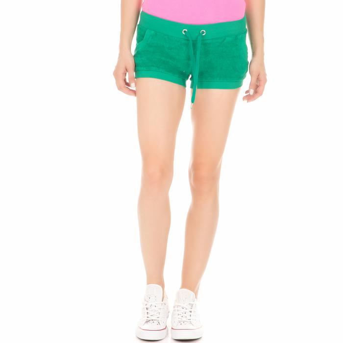 BODYTALK - Γυναικείο αθλητικό σορτς BODYTALK πράσινο
