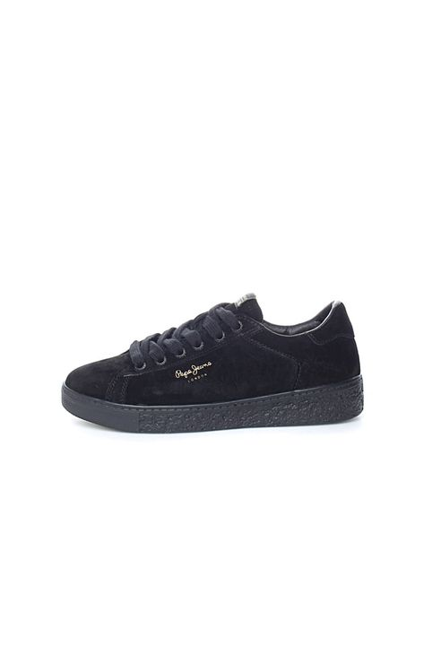 PEPE JEANS - Γυναικεία παπούτσια PEPE JEANSPEPE JEANS ROXY BASS μαύρα