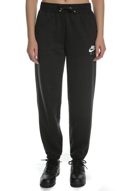 NIKE - Γυναικείο φλις παντελόνι NIKE AIR PANT μαύρο