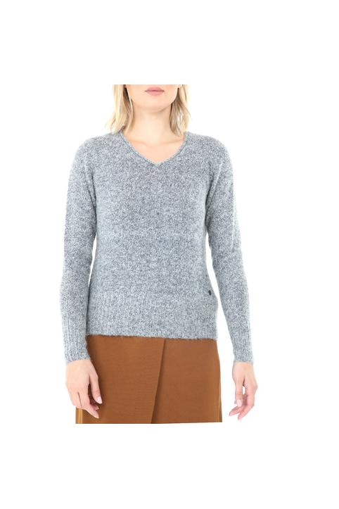 NUMPH - Γυναικείο πουλόβερ NUMPH μπλε