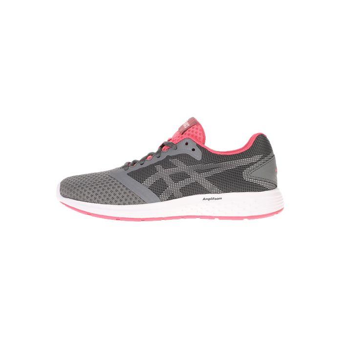 ASICS - Γυναικεία παπούτσια running ASICS PATRIOT 10 γκρι ροζ