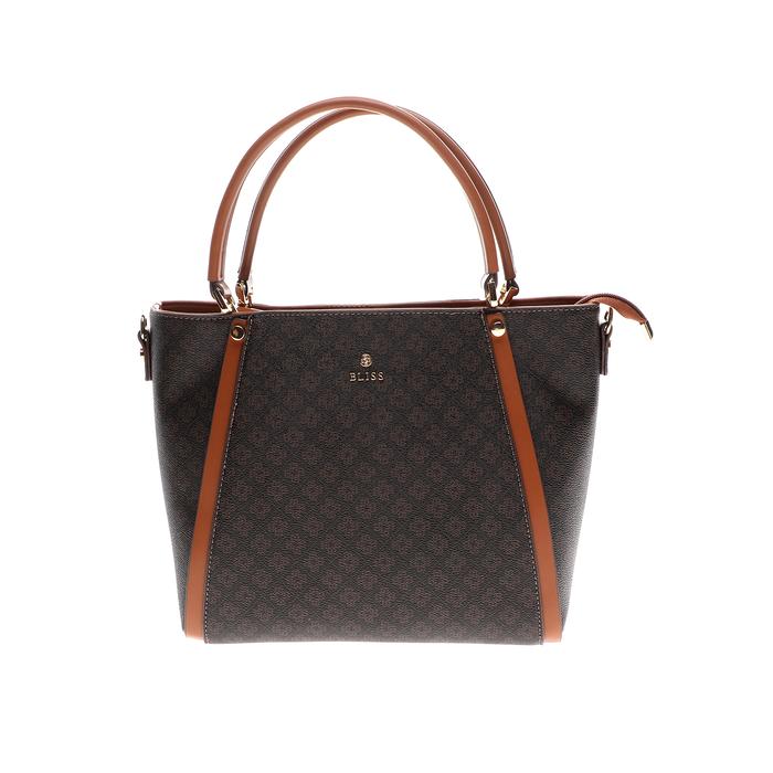 BLISS - Γυναικεία τσάντα χειρός BLISS καφέ