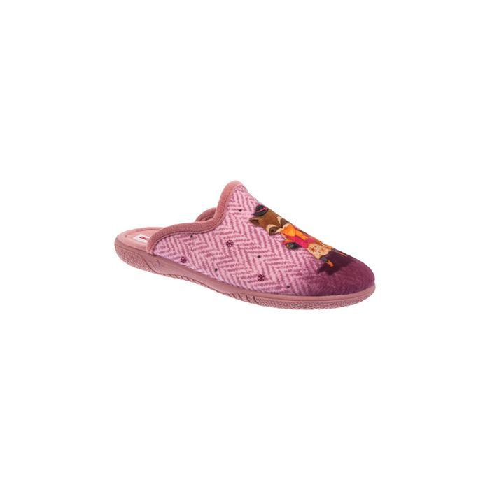 ADAM'S SHOES - Γυναικείες παντόφλες ADAM'S SHOES ροζ