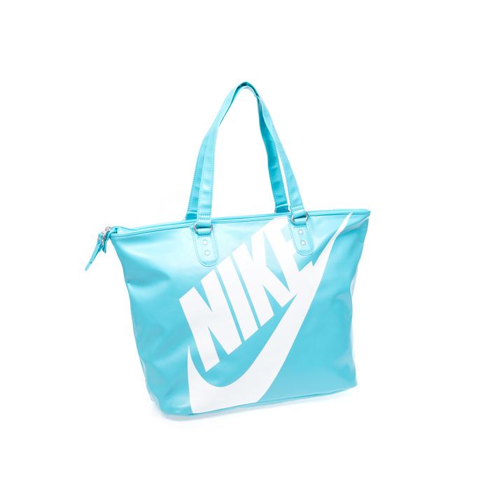 NIKE - Τσάντα ώμου NIKE HERITAGE SI TOTE μπλε