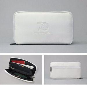 ☆Porsche ポルシェ オリジナル 70周年記念 トラベルウォレット/カードケース/ポーチ/長