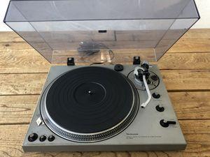 [sn0044] technics SL-1600 レコードプレーヤー 現状 中古